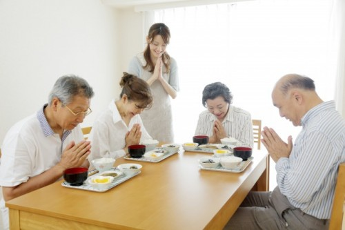 japanese table manners at home